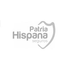 Logo Patria Hispana Seguros cliente Matchpoint