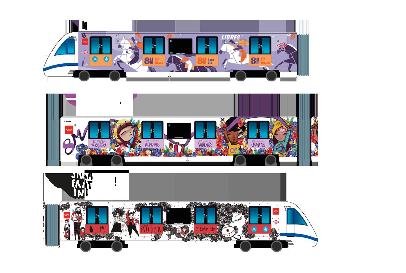 vagones-metro-madrid-8M